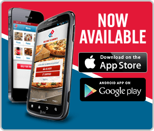 Domino's Pizza Canada App Now Available