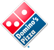img logo 50% off coupon code for Dominos Pizza!