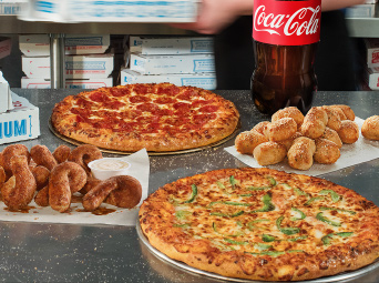 Pizza Delivery & Carryout, Pasta, Chicken & More | Domino\'s