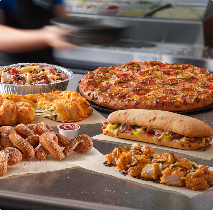 mix and match for 599 each - Pizza Delivery On Christmas Day