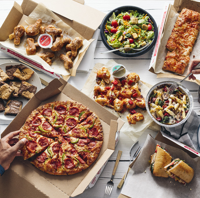 dominos pizza lindsay deals