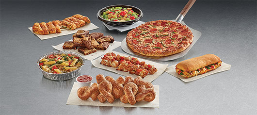Order Food Online From Domino's and More Than Ordering Food Online
