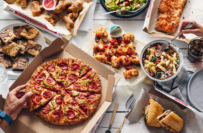 Round Table Pizza Lincoln Ca.Domino S Home Page Domino S Pizza Order Pizza Online For Delivery