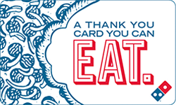 Cheap Dominos Gift Card