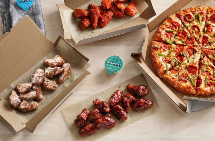 Pizza Delivery Carryout Pasta Chicken More Domino S