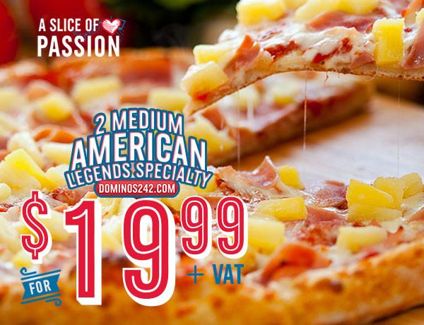Domino S Pizza Bahamas Order Online Dominos242 Com