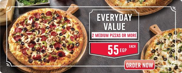 Domino S Pizza Egypt Order Online
