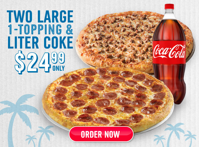 Domino's Pizza Guam, Order Pizza Online for Delivery