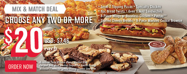 Domino's Pizza St  Kitts, Order Pizza Online for Delivery