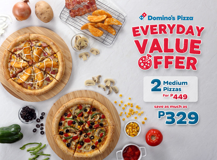 The Pizza Delivery Expert™ | Domino's Pizza Philippines