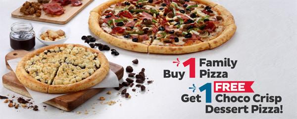 Dominos Pizza Promo 2020 Ph