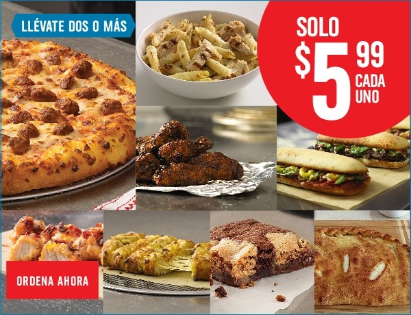 Domino S Puerto Rico Domino S Pizza Pr Ordena Online