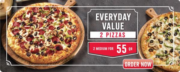 Domino S Qatar Buy Pizza Online