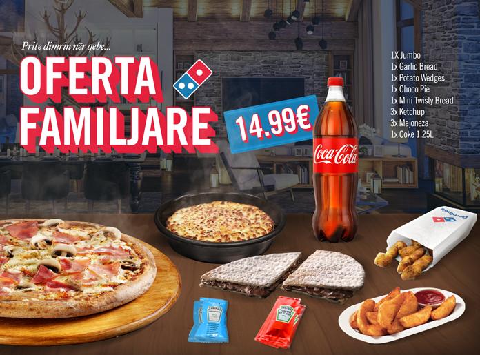 Domino S Kosove Porosit Pizza Online